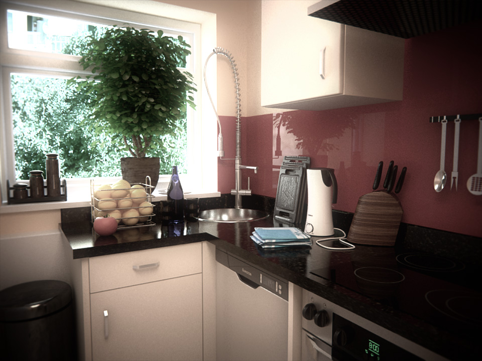 43 Whitton Road, Kitchen